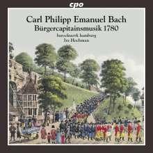 CPE Bach Citizen Capitains Music