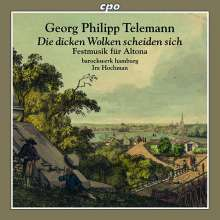 Telemann The thick clouds separate